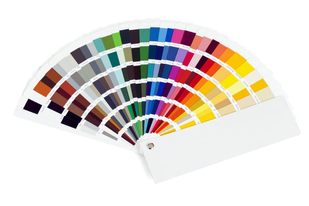 Farben/Dekore